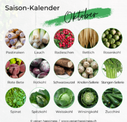 saisonal essen oktober